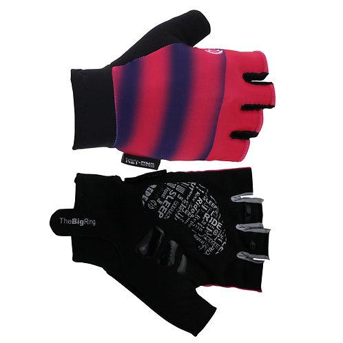 Big Ring Road Rothko Pink/ Bands Gloves