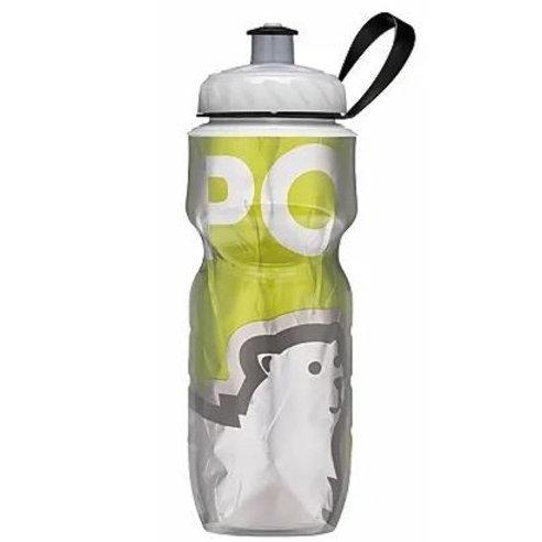 Polar Bottle - Insulated Water Bottle - 575ml/20 OZ - Big Bear Green