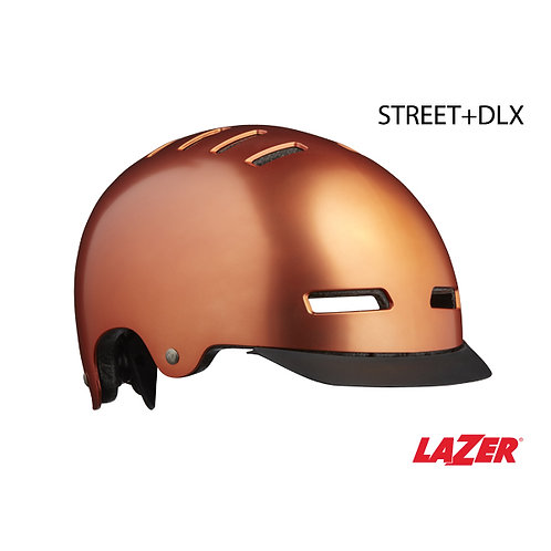 Lazer Street DLX Copper w/ LED