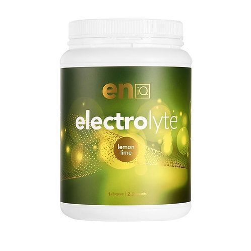 eniQ Electrolyte 1kg lemon lime