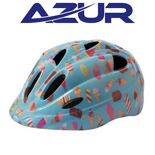 Azur Ice Cream kids helmet 50-54cm