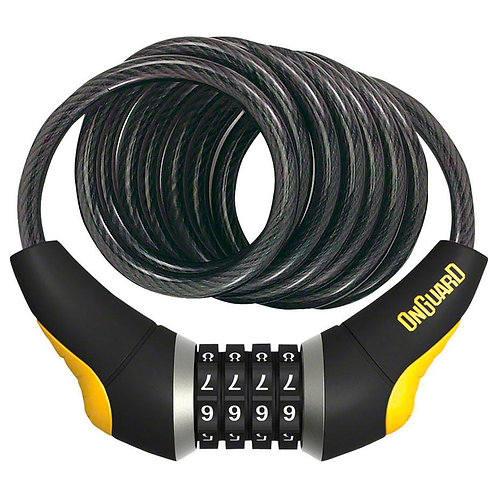 OnGuard Doberman Cable Lock 185cm X 10mm
