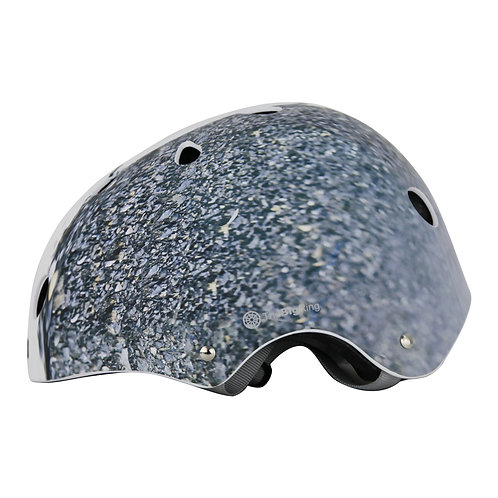 Deluxe Urban Helmet - White Line Fever Helmet/Constellation