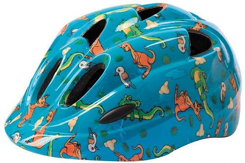 Azur Aussie animals kids helmet 50-54cm