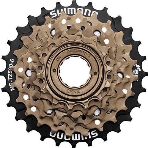 Shimano 6 Speed Freewheel. 14-28 T