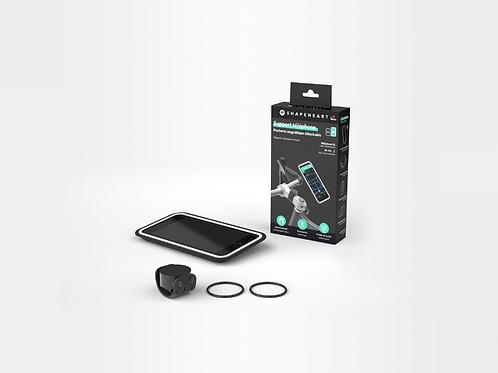 Shapeheart Smartphone mount for bike.