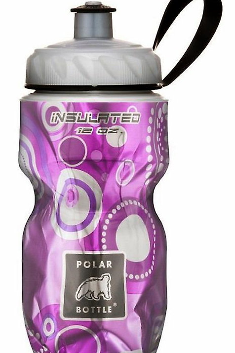 Polar Insulated Water Bottle Bidon Kids 350ml / 12oz - BPA Free - Andromeda