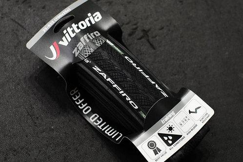 Vittoria Zaffiro Folding tyre/tube combo 700x25c