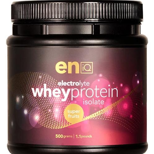 EnIQ Electrolyte Whey Protein Isolate 500g
