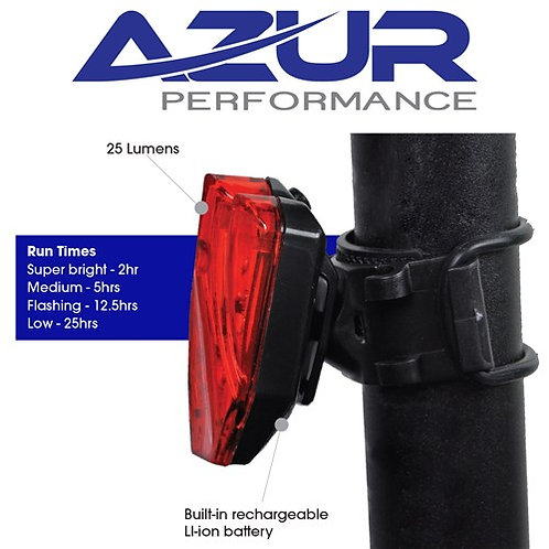 Azur USB Sheild tail light