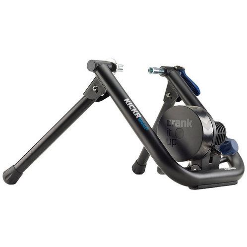 Wahoo KICKR SNAP Wheel-On Smart Trainer.