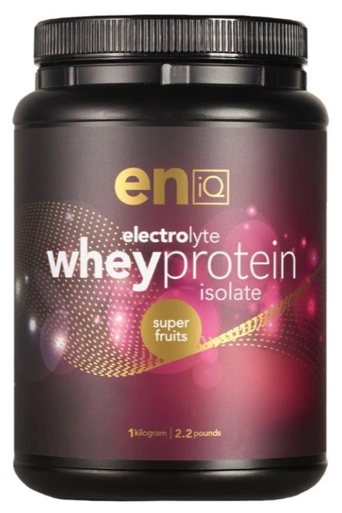 EnIQ Electrolyte Whey Protein Isolate 1kg