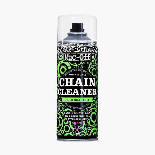 Muc-Off Biodegradable Chain Cleaner.