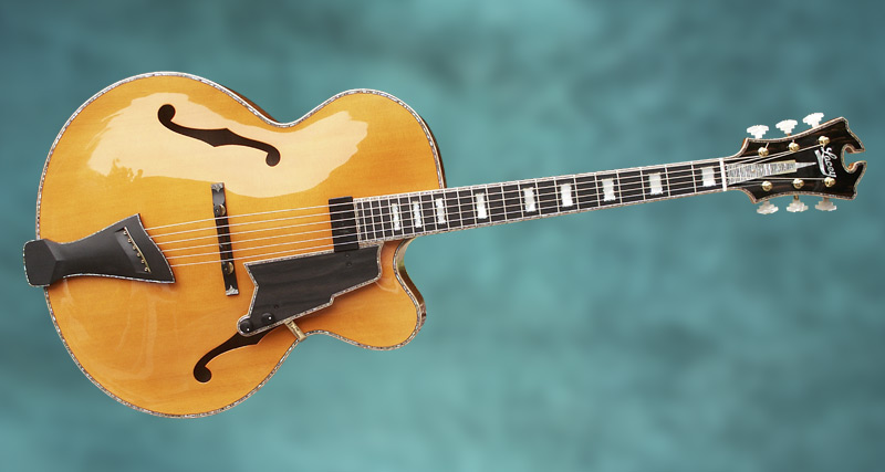 Bay City 18 inch Custom Archtop