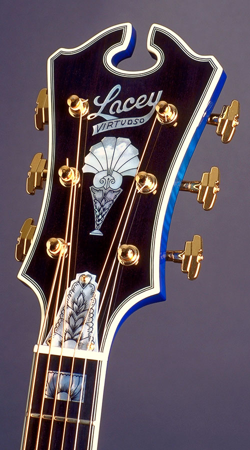 Blue Marlin Headstock