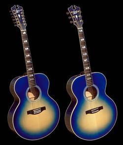 Blue Burst Nightingales