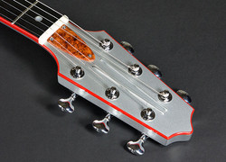 Headstock Angled View