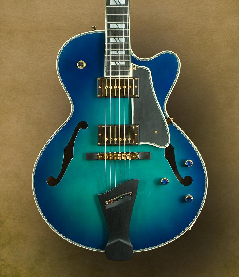 Classic Body - Blue Burst