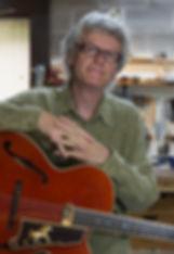 Mark Lacey Portrait