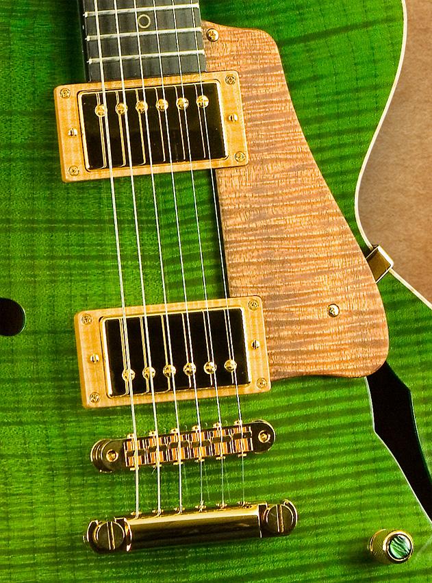 Green Artist Detail
