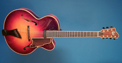 7-string 18 inch Archtop