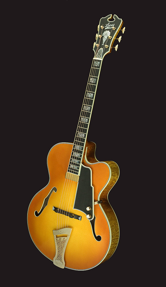 Virtuoso 17 inch Archtop