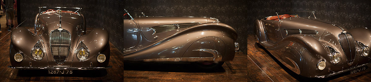 1937 Delahaye 135 MS Roadster