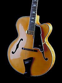 Mark Lacey Archtop Guitars