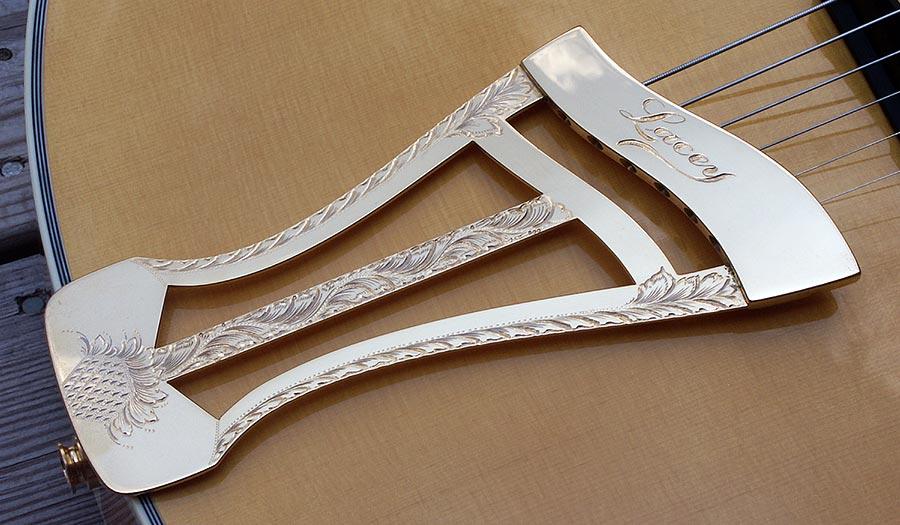 Premier Engraved Tailpiece