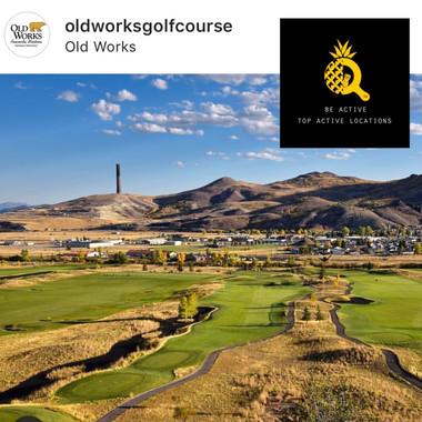 Old Works Golf - Best Golf