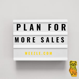 Plan for more sales with Weezle Marketing with Austin Pray