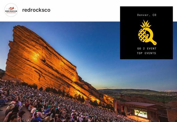 Red Rocks - Best Music Venue