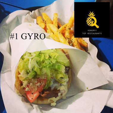#1 GYRO - Best Middle Eastern