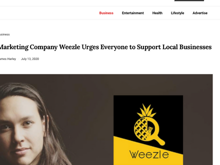 LA WIRE - Weezle Marketing Feature : Best Marketing firm who Genuinely cares First