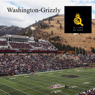 Washington Grizzly- Best Sporting Event