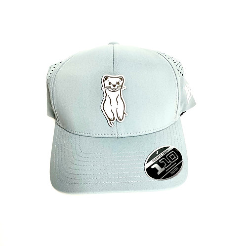 WEEZLE HAT - PERFORMANCE GREY