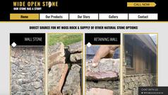 Wide Open Stone