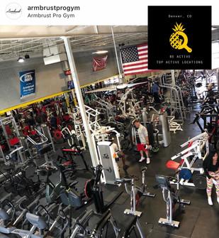 Armbrust - Best Gym