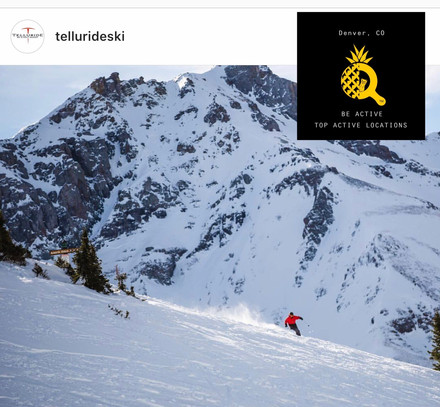 Telluride - Best Ski