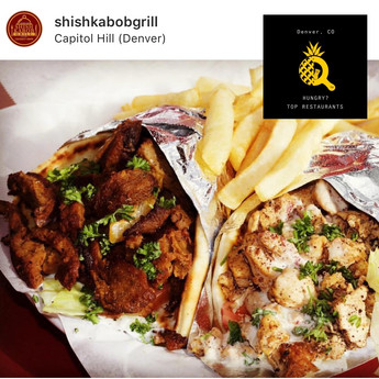 Shish Kabob Grill- Best Middle Eastern food