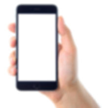 hand-holding-blank-white-screen-iphone-6