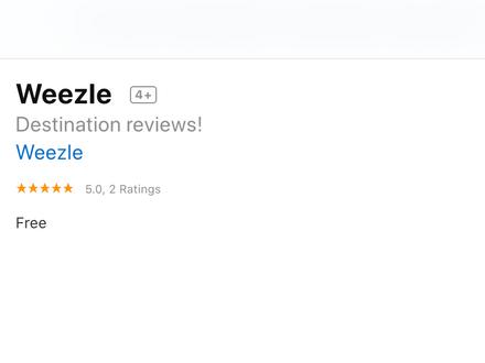 Weezle App - The best Beta App on the Market?