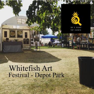 Whitefish Art Festival - Best Art Event