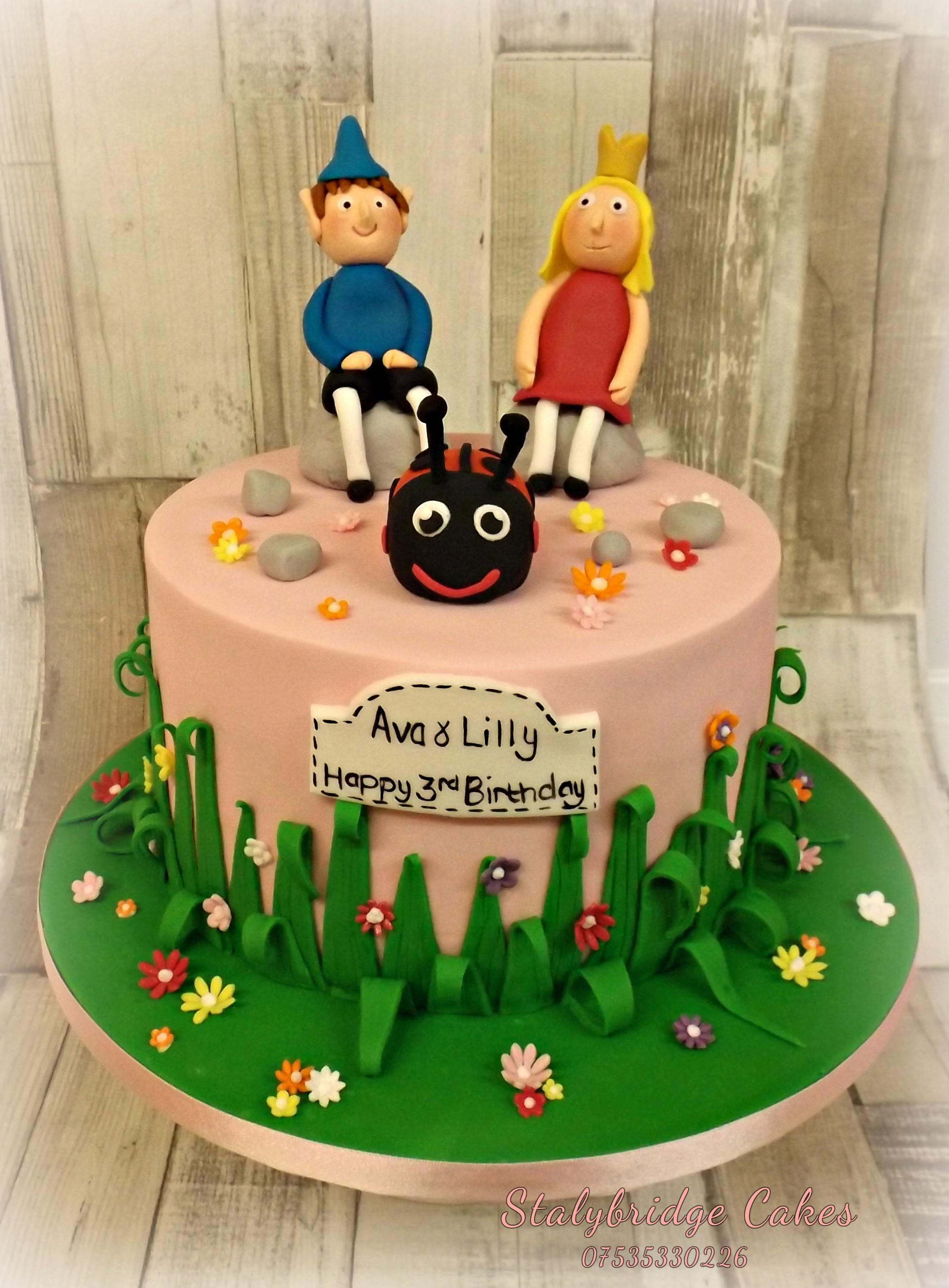 Joint Celebration Cake