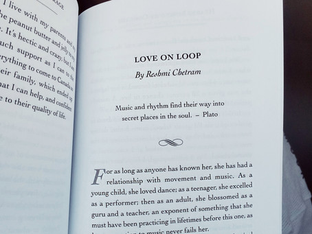 'Love on Loop.' Published.