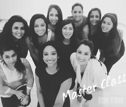 Reshmi's Master Class