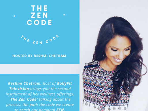 """NEW PODCAST """"The Zen Code"""" NOW LIVE"""