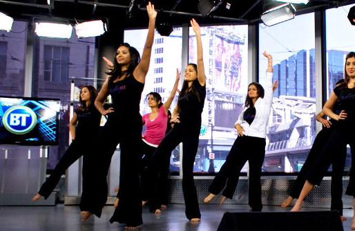 Bollywood on Breakfast Television T.O