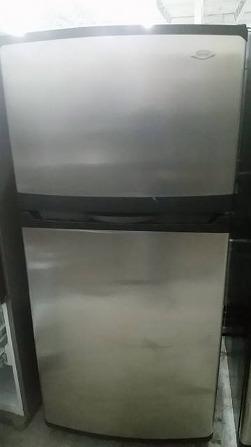 R frig rateur maytag inox cong lateur en haut econoplus for Liquidation electromenager lasalle