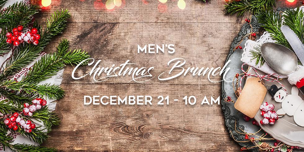 Men's Christmas Brunch